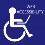 A screenshot of a WordPress Accessibility Plugin